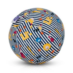 BubaBloon Animal Stripes - Blue